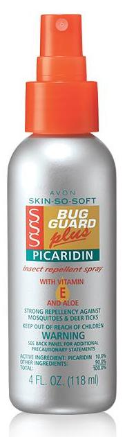 Skin So Soft Bug Guard Plus Picaridin Pump Spray